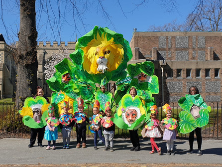 Carnival brought colour and joy to children in Luton