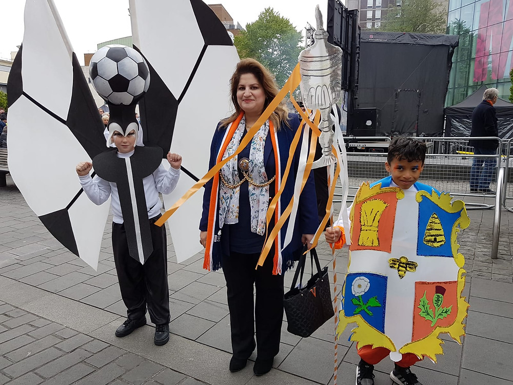 Carnival Costumes Football