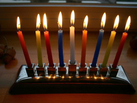 Hanukkah - the Jewish festival of lights