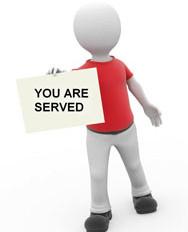Service of Process Via Facebook