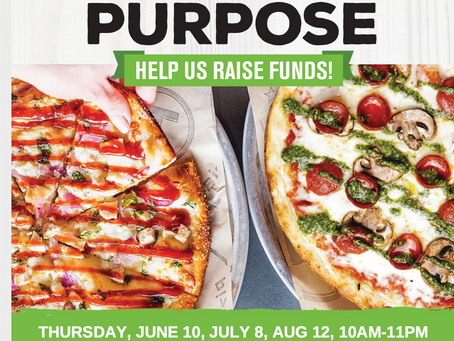 Fusion + Pieology: Pizza with a Purpose