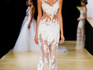 Vestido de Noiva Naked Dress