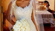 Além do branco: vestidos de noiva em off white e pérola são tendência.