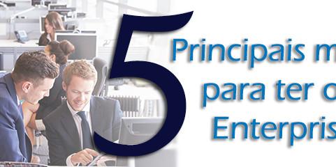 5 Principais Motivos para ter o ERP Enterprising