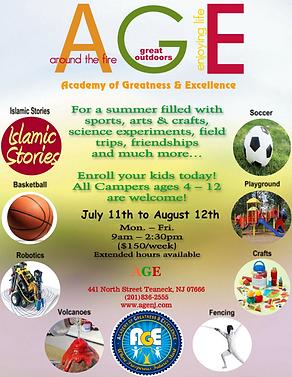 A.G.E. Islamic Summer Camp