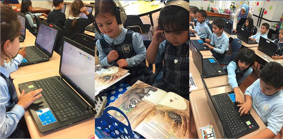 AGE Islamic School Technology.png