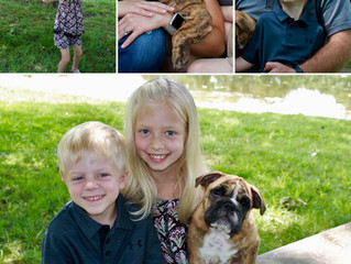 Kids 'n dogs 'n outtakes
