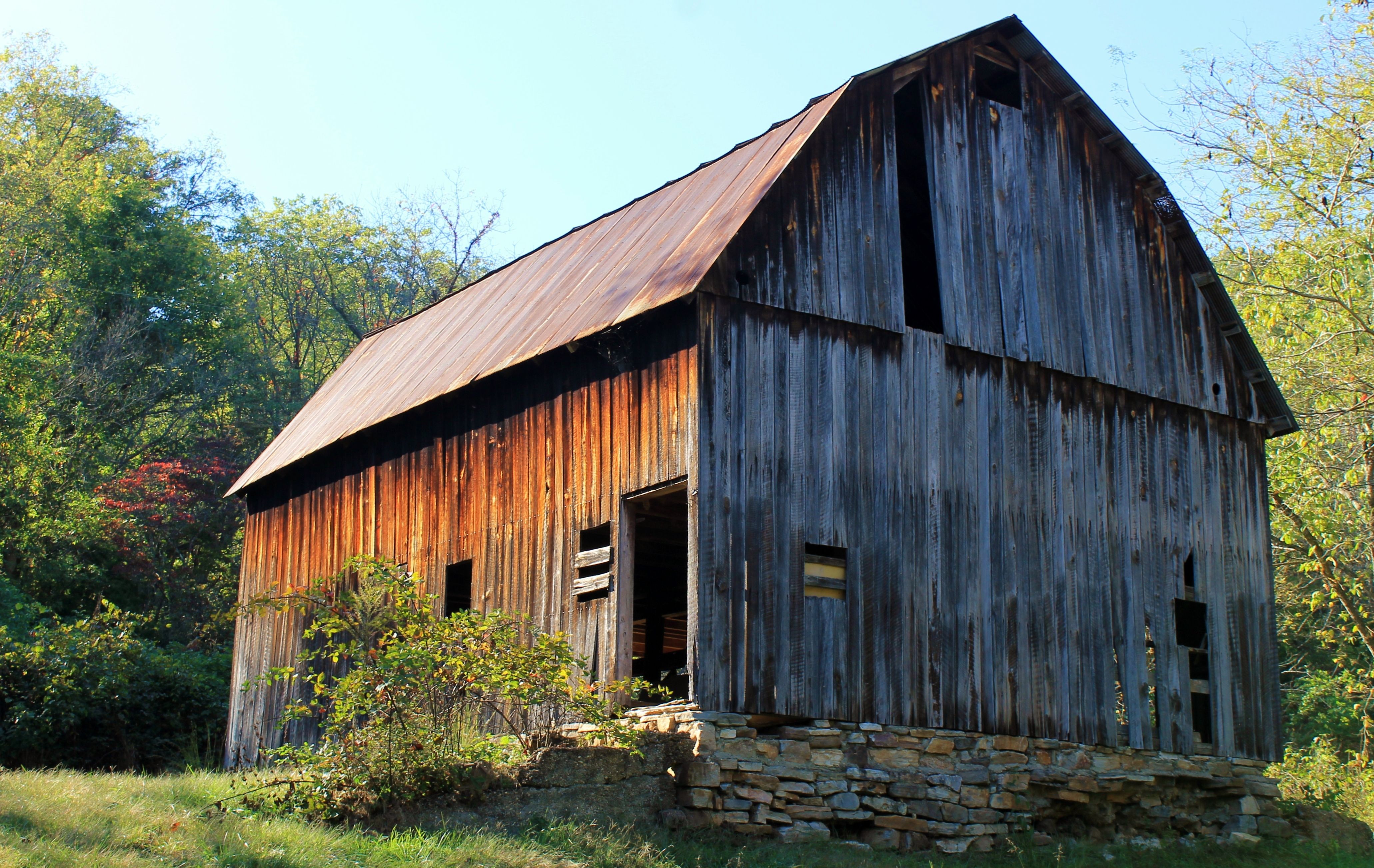 The Barn at Devil's Well