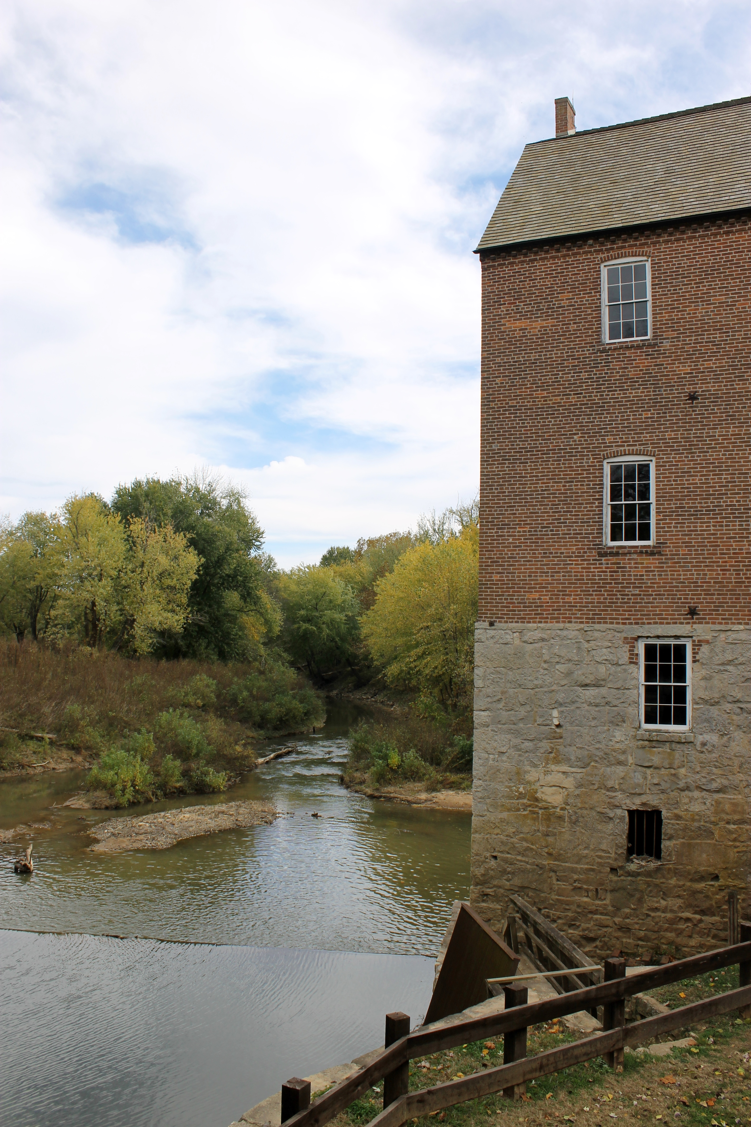 Mill on the Whitewater