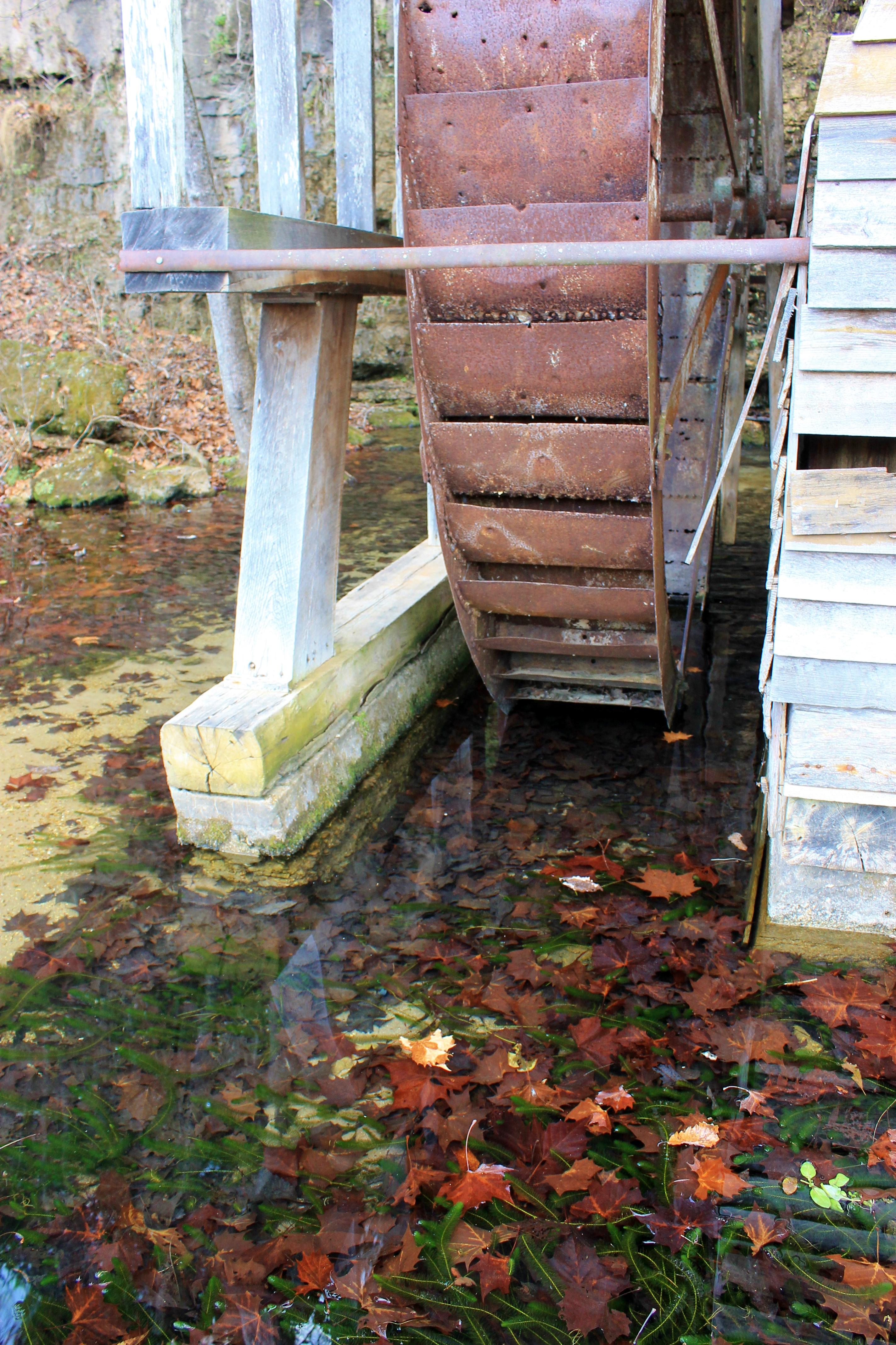 Falling Spring Mill
