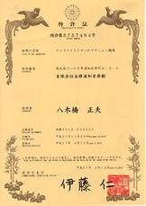 マキシマスピアノ国内特許