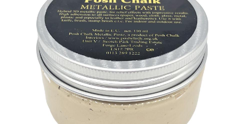 Light Gold - Smooth Metallic Pastes