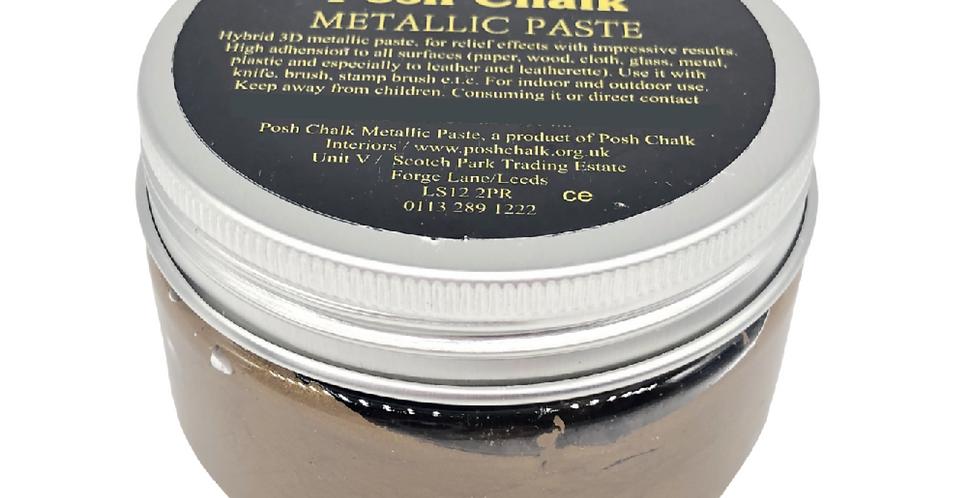 Deep Gold - Smooth Metallic Paste