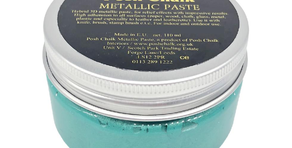 Green Ftthalo - Smooth Metallic Pastes