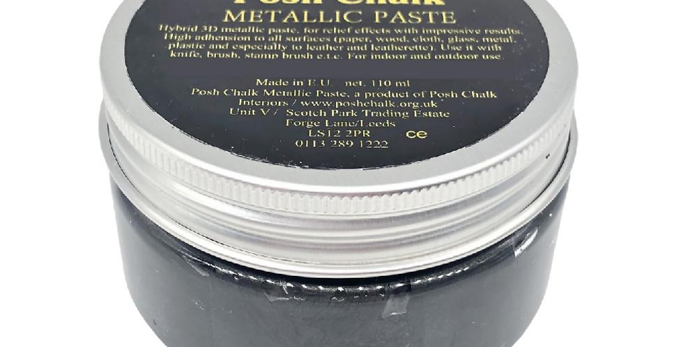 Carbon Black - Smooth Metallic Pastes