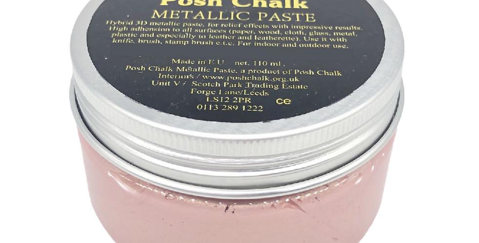 Rose Gold - Smooth Metallic Pastes