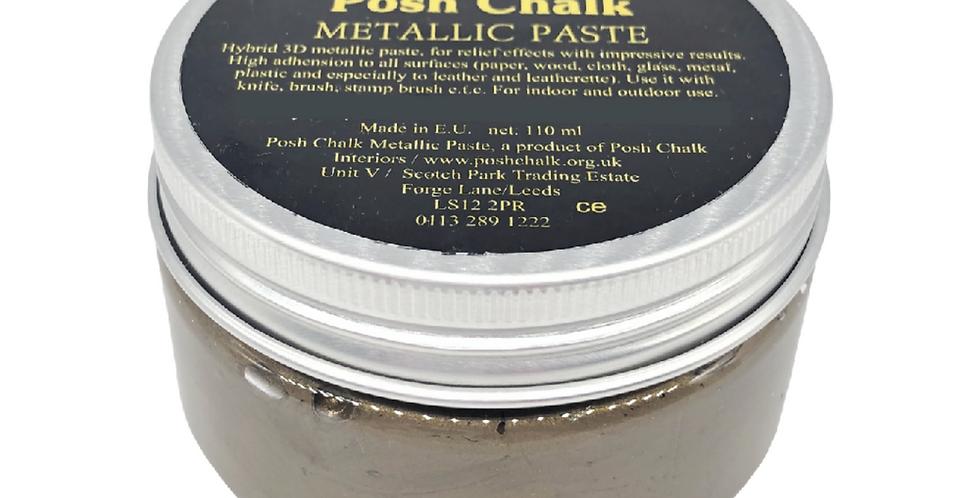 Brown Van Dyke - Smooth Metallic Paste
