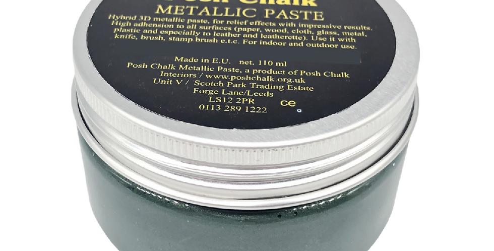 Dark Green - Smooth Metallic Paste