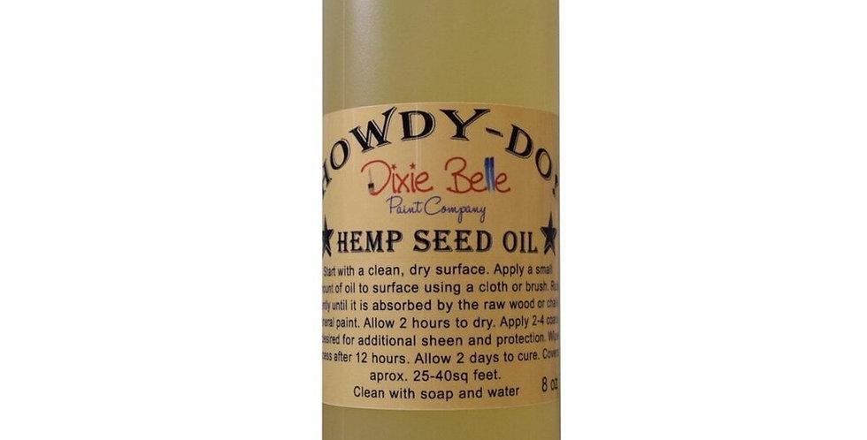Howdy-Do Hemp Seed Oil