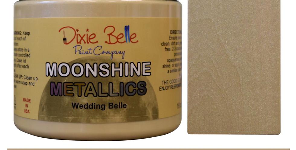 Moonshine Metallics - Wedding Belle