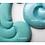 Thumbnail: Glaze - Sapphire Pearl 4oz