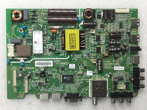 LG 32LF500B-UA 32E360 Main Board / Power Supply COV32805501 5800-A6M62N-0P00