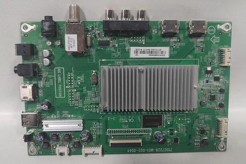 715G7228-M0B-001-004Y LC-43LB481U XGCC0QK0030