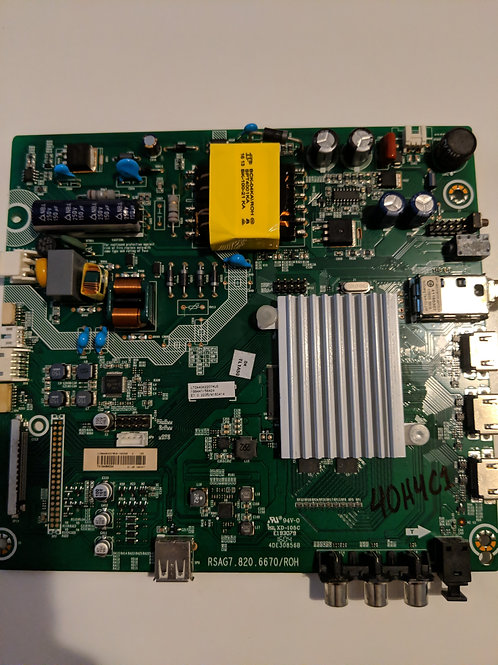RSAG7.820.6670/ROH Main Board