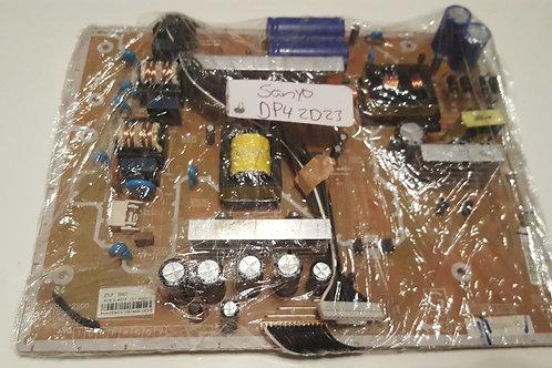 Sanyo 1LG4B10Y12500 Z7LF Power Supply