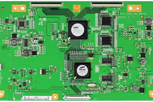Samsung 35-D032351 T-Con Board for LN55B650T1FXZA