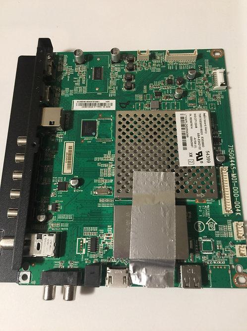 Vizio E500I-B1 Main Board 715G6445-M01-000-004K , XECB02K019040X