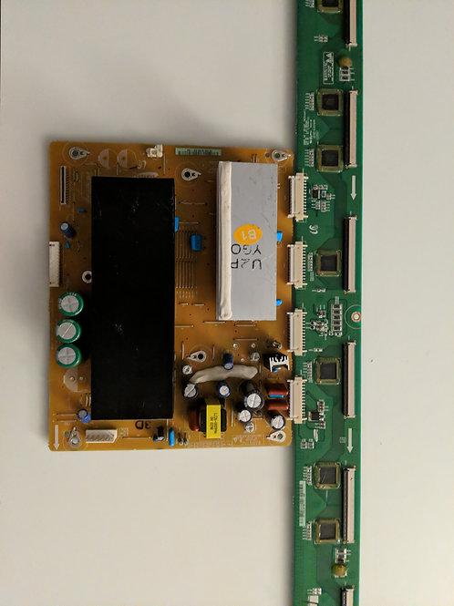 LJ41-08458A LJ41-08459A Y-Main; Y-Buffer