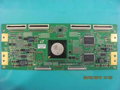 40/46/52HHC6LV3.3, 40HHC6LV3.3 T-CON BOARD BN81-01324A