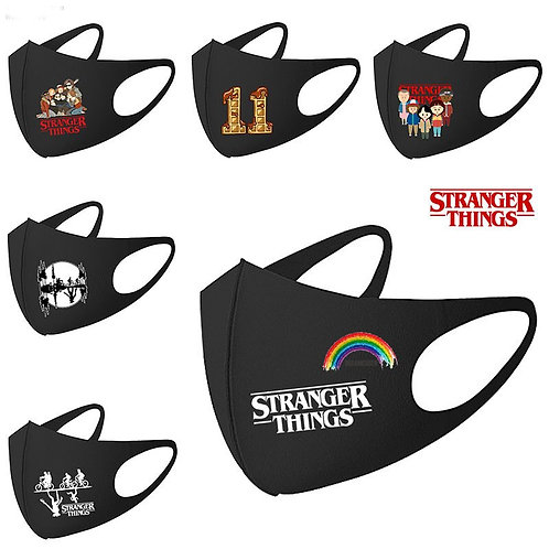 2020 TV Stranger Things Cosplay Costume Accessories Mask Stranger Things Cosplay