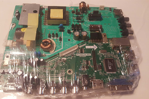 M3393L04.S02  main board only or power only