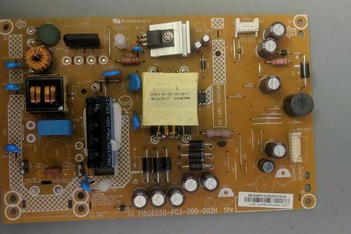 715G6550-P03-000-002H power supply