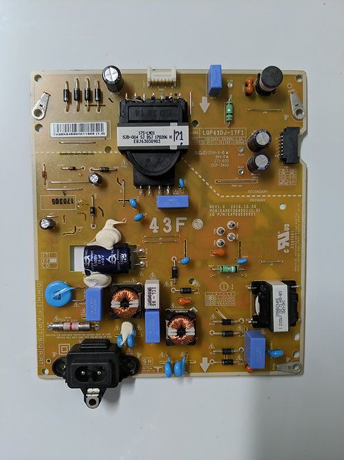 EAX67264001 (1.5) Power Supply