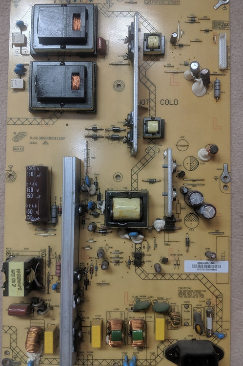 0500-0405-1340 power supply