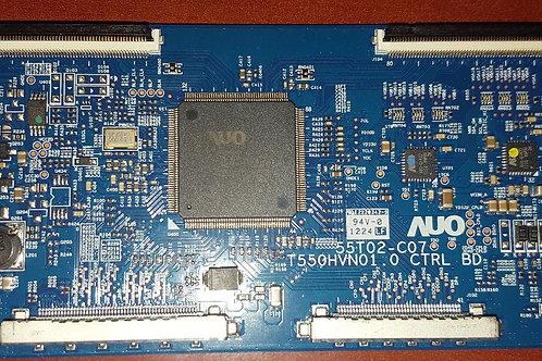 Philips/Insignia 55.55T02.C01 55T02-C07, T550HVN01.0 T-Con Board