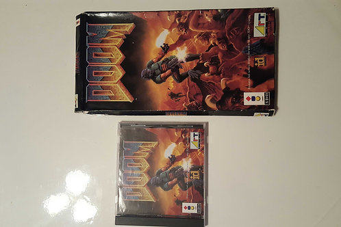 Doom 3DO Box and Game