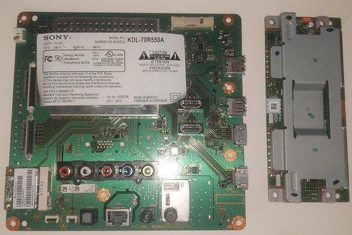 1P-012CJ00-4010 KDL-70R550A Main and TCON board