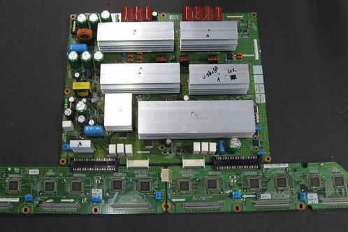 Samsung BN96-07132A (LJ92-01535A) Y Main and buffers set