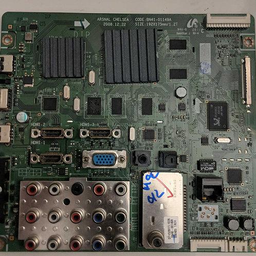 LN55B640R3F MAIN BOARD