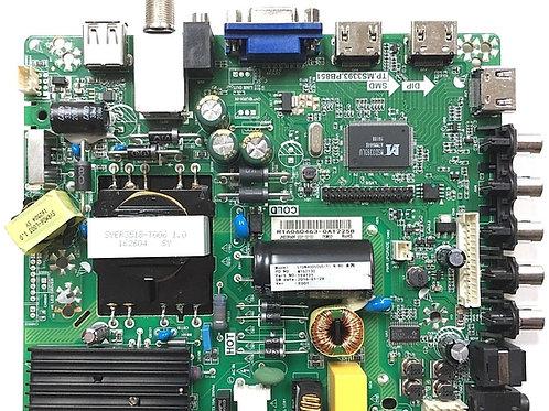 Hisense 194121 Main Board/Power Supply for 40H3B