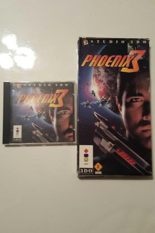 Phoenix 3 3DO Game