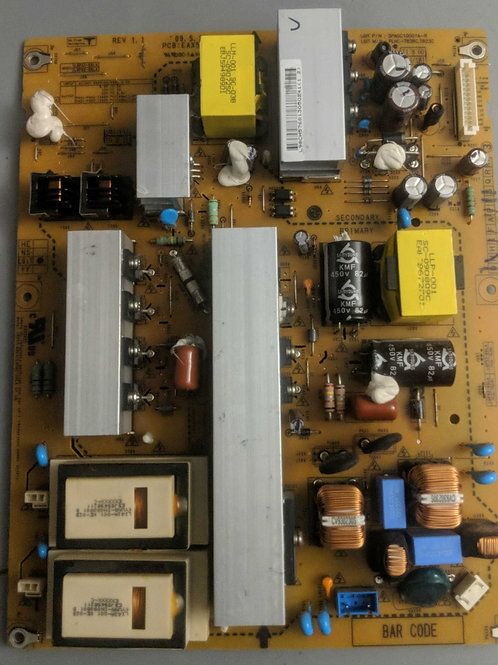 EAX55357705/4 REV 1.1 POWER SUPPLY