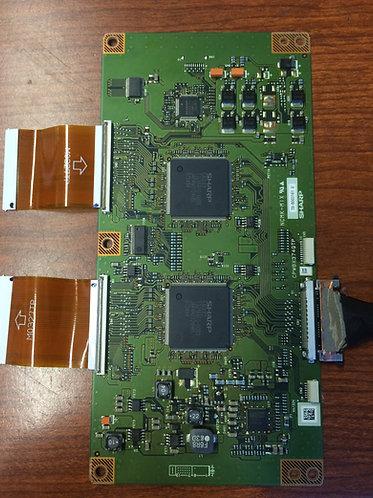 SHARP CPWBX3749TP TCON BOARD