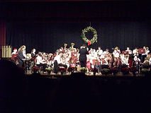 2007 Concert Band at Holiday Concert.jpg
