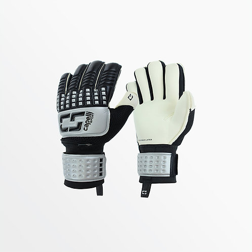 ADULT 4-CUBE COMPETITION ELITE W/ FINGER PROTECTION - GOALKEEPER GLOVES