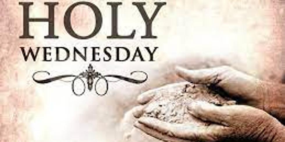 Holy Week Meditation